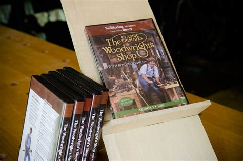 traditional woodworking books roy underhill s quot the woodwright s shop quot dvd review