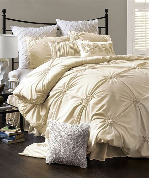 ivory comforter sets i like this ivory comforter set for the home