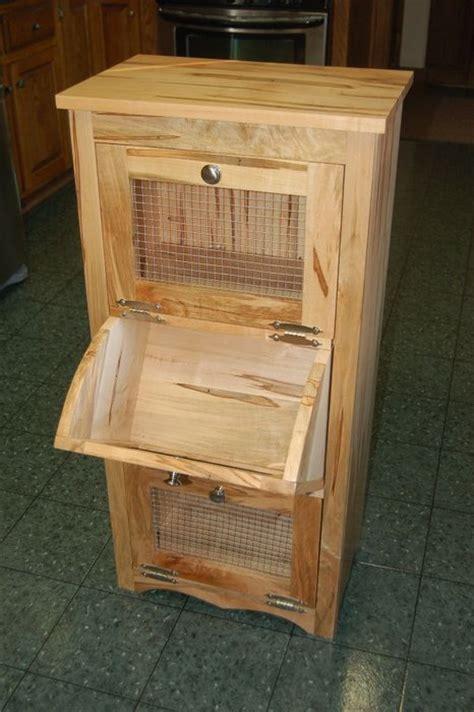 potato and bin woodworking plans potato bread bin by mvgraz lumberjocks