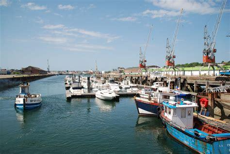 le port de plaisance port de dieppe