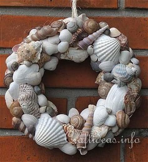 craft projects with shells seashell wreath seashell crafts and shell crafts on