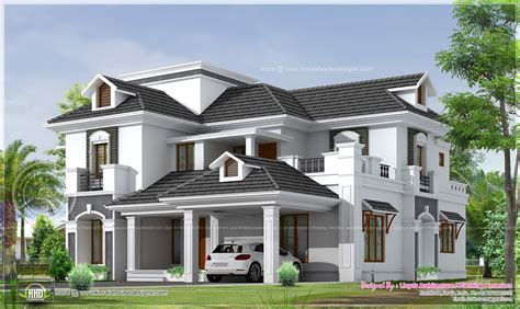 4 room house 2951 sq ft 4 bedroom bungalow floor plan and 3d view kerala home design and floor plans