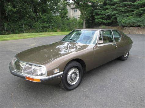 Citroen For Sale by 1973 Citroen Sm For Sale 2042767 Hemmings Motor News