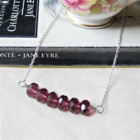 how to make bead jewelry for beginners beaded bar diy necklace allfreejewelrymaking
