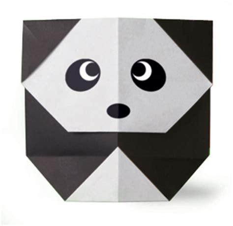 origami panda easy origami panda