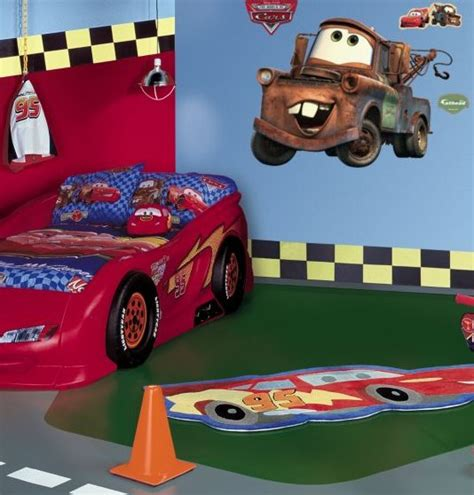 car bedroom decor cool disney cars bedroom accessories theme decor for