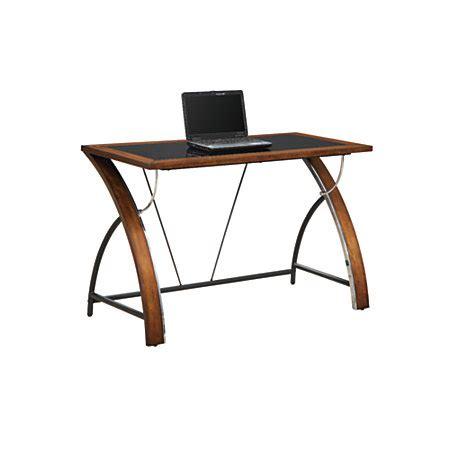 whalen furniture desk whalen furniture montreal laptop desk cherry by office depot officemax