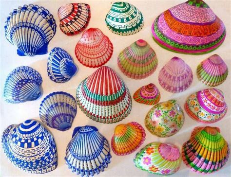 crafts with seashells for 25 best ideas about seashell crafts on