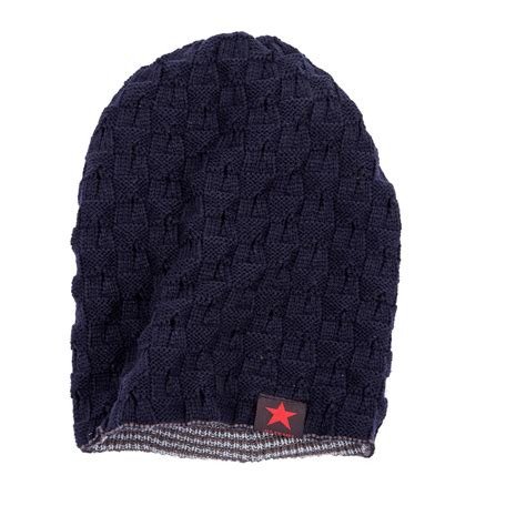 knit baggy beanie knit beanie reversible baggy cap skull chunky winter