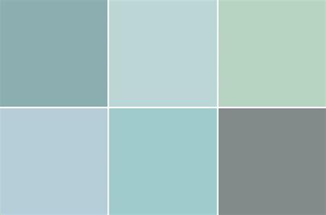 paint colors blue green color palettes the endless pursuit