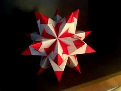 origami stellated dodecahedron the great stellated dodecahedron modular origami