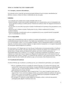derechos del nudo propietario el usufructo introducci 211 n