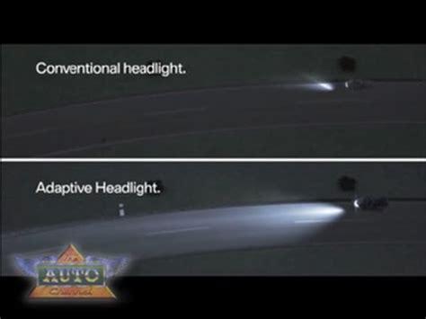 Adaptive Headlights Bmw by Bmw Adaptive Headlights Technology