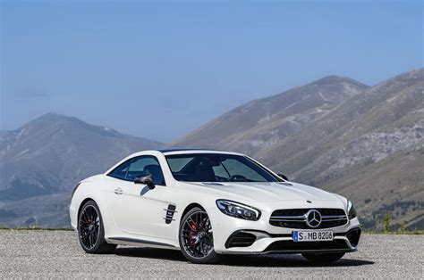 Mercedes Magazine by 2017 Mercedes Sl Inspired From Amg Gt Drivers Magazine