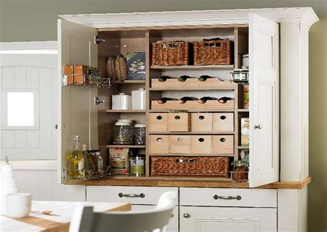 pantry cabinet ideas kitchen kitchen pantry ideas to create well managed kitchen at home homestylediary