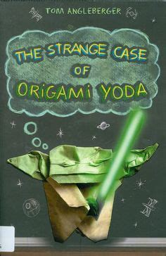 the strange of origami yoda questions 1000 images about may the be with you on