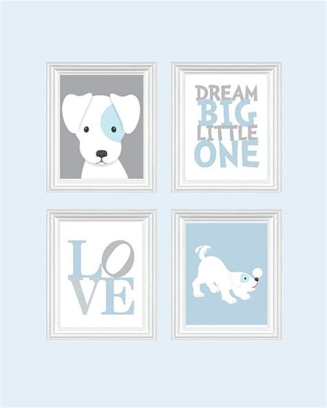 puppy nursery decor nursery baby boy nursery puppy nursery