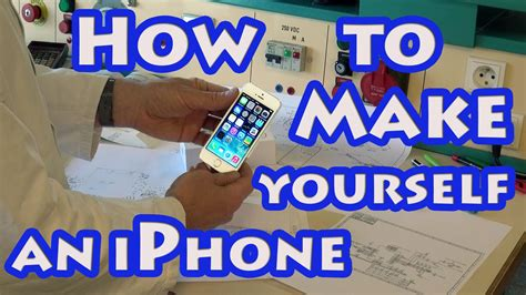 to make at home diy how to make yourself an iphone 10 x or 8 at home