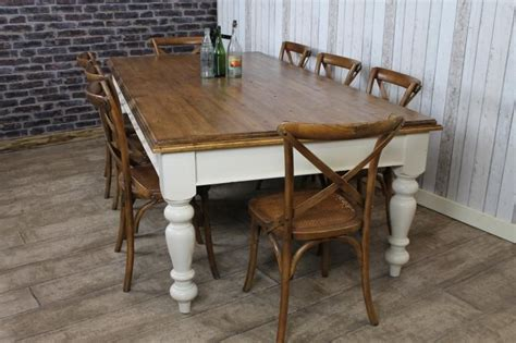 large kitchen tables pine farmhouse table large antique pine dining