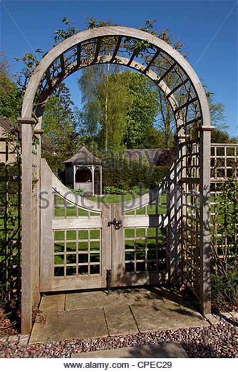 Garden Arch Gate Uk Garden Gate Arch Stock Photos Garden Gate Arch Stock