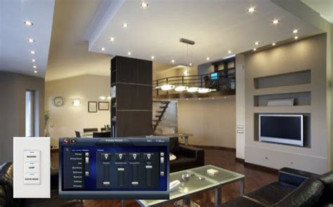 lights on home home automation products whole home lighting