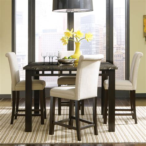 contemporary counter height dining table contemporary counter height dining table home decoration