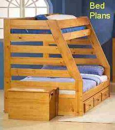 captains bed woodworking plans size captains bed plans woodworking projects plans