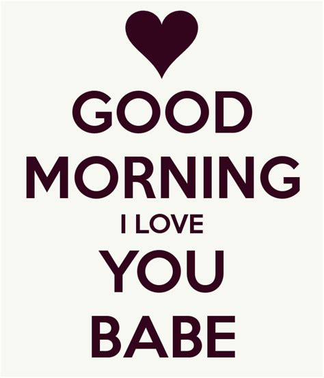 love you babe quotes quotesgram