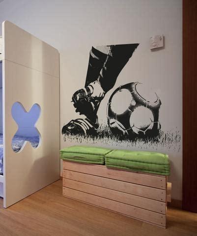 soccer wall stickers vinyl wall decal sticker soccer 5074 stickerbrand