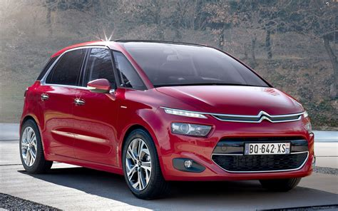 Citroen Picasso C4 by Citroen C4 Picasso 2014 Widescreen Car Picture 01