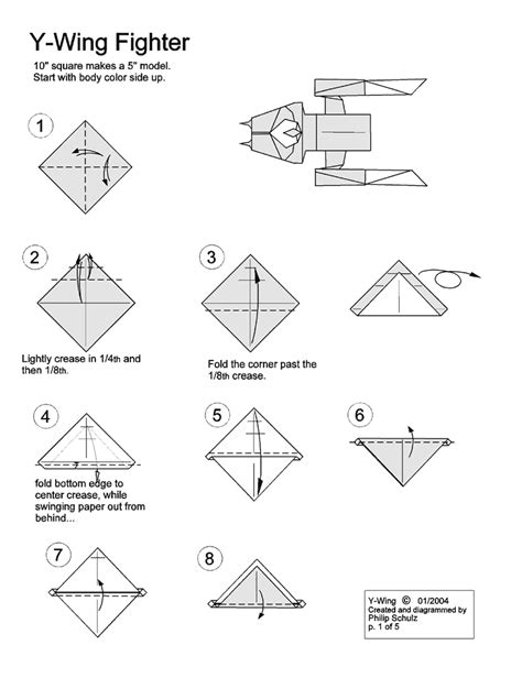 how to make origami wars ships wars origami diagrams free engine image for