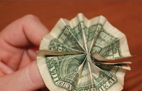 origami dollar flower money origami flower edition 10 different ways to fold a