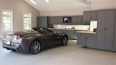 Best Garage Design top 5 garage floor design trends