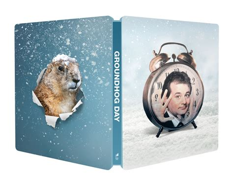 groundhog day vo un jour sans fin un steelbook maj aper 231 u