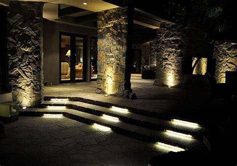 Solar Led Deck Post Lights by 7 Outdoor Decking Led Lighting Design Ideas Home Design