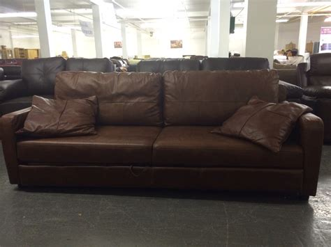aniline leather sofa sale bbx uk sale aniline leather sofa bed by neumann leathers