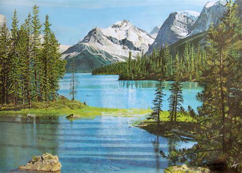 les toiles du lac