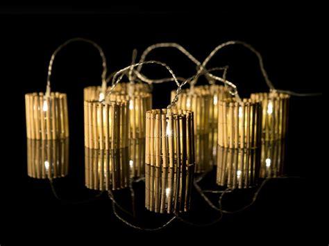 bamboo string lights bamboo lantern lights the light shop