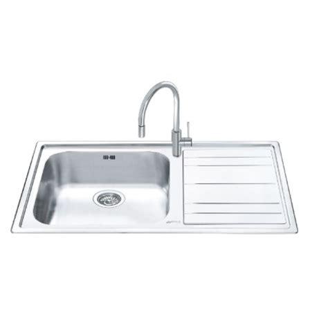 smeg kitchen sink rigae lz861a smeg leh150d rigae kitchen sink 1 bowl stainless steel 100