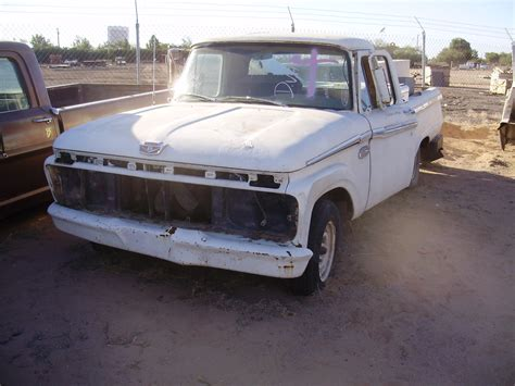 1956 Ford F100 Parts by 1953 1954 1955 1956 Ford F100 Truck Parts Information