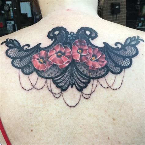 60 best lace tattoo designs amp meanings and stunning