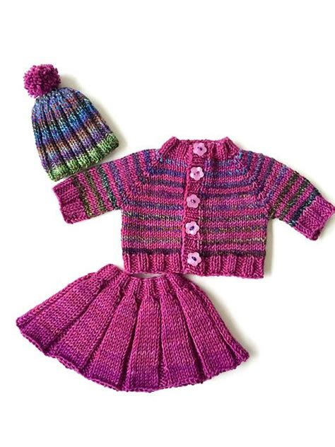 free knitting patterns for dolls hats 423 best images about knitting for dolls on