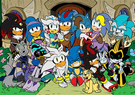 big hedgehog family picture by liyuconberma on deviantart