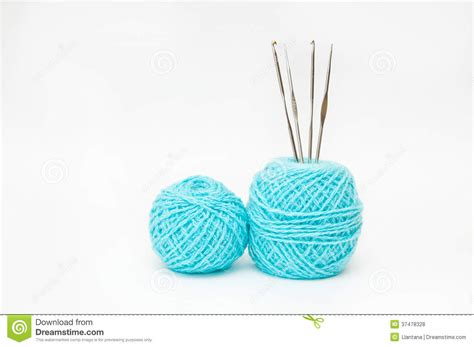 knitting with sewing thread sewing thread royalty free stock photos image 37478328
