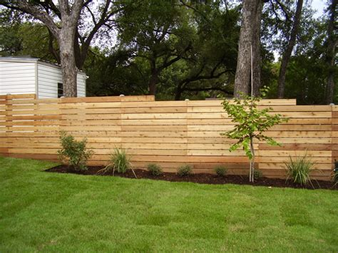 backyard privacy fences tips installing horizontal privacy fence backyard fence