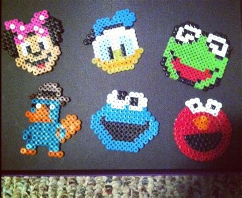perler disney well now i more disney perler bead patterns to