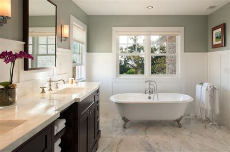 modern traditional bathrooms modern craftsman traditional bathroom san diego by
