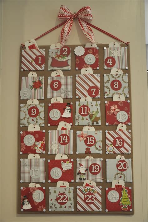 advent calendar craft for craft advent calendar honey we re home