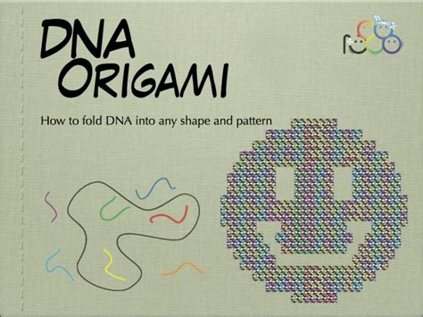 how to make dna origami dna origami