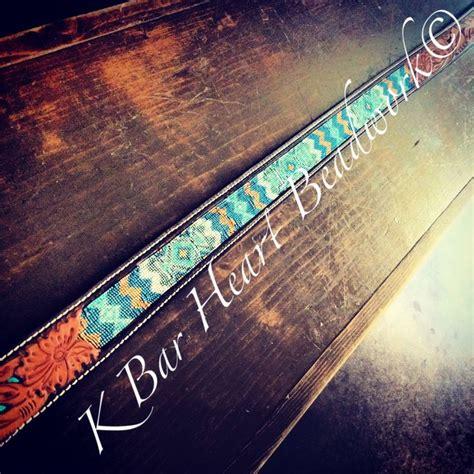 how to make beaded belts cowboy beaded belt k bar beadwork www